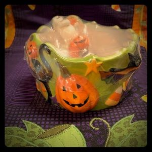 🎃Halloween Dip Bowl with Spreader🎃